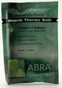 Mineral Bath Packets - Muscle Therapy (Rosemary)