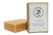 """Market"" Goat Milk Soap - Lemon Tea Tree"