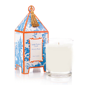 Pagoda Box Candle - French Tulip