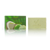 Exfoliating Soap Bar - Coconut and Lime
