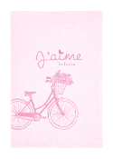 Bicyclette Rose